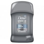 Dove Men + Care Cool Fresh solid antiperspirant deodorant with 48-hour effect for men 50 ml