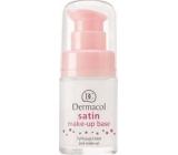 Dermacol Satin Make-up Base vyhlazující báze pod make-up 15 ml