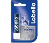 Labello for Men Active Care Lip Balm for Men 4.8 g
