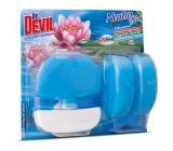 Dr. Devil Lotus Lagoon Neutro Effect Wc Block 3 x 55 ml liquid
