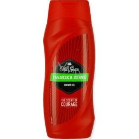Old Spice Danger Zone shower gel for men 250 ml