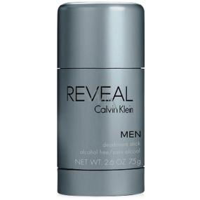 Calvin Klein Reveal for Man deodorant stick for men 75 g