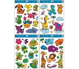 Room Decor Window film without glue animals 42 x 30 cm 1 piece