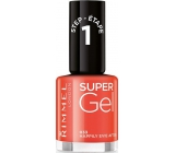 Rimmel London Super Gel nail polish 033 Happily Evie After 12 ml