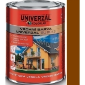 Colorlak Universal SU2013 synthetic glossy top color Brown coffee 0.6 l