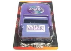 Albi Stamp named Adelka 6.5 cm x 5.3 cm x 2.5 cm