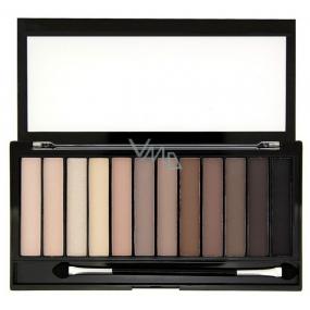 Makeup Revolution Iconic Elements 12 Eyeshadow Palette 14 g
