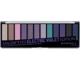 Rimmel London Magnifeyes Eyeshadow Palette 008 Electric Violet Edition 14.16 g