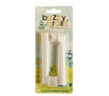 Jack N Jill Buzzy Brush Extra Soft Replacement Heads for Electric Buzzy Brush Tooth 2 pieces