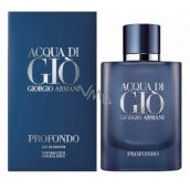 Giorgio Armani Acqua di Gioia Profondo EdT 125 ml men's eau de toilette
