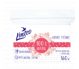 Linteo Cotton swabs 160 pieces bag
