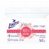 Linteo Cotton swabs 160 pieces bag