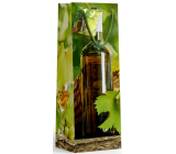 Nekupto Gift paper bottle bag 10 x 33 x 9 cm Wine bottle 1902 50 KFLH