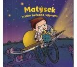 Albi Name book Matýsek and his stellar design 15 x 15 cm 26 pages