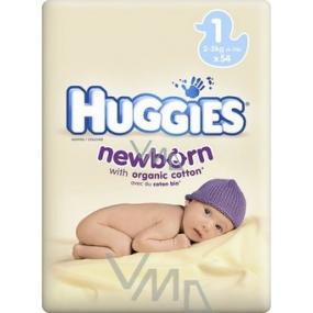 Huggies Newborn size 1, 2 - 5 kg, diaper panties 54 pieces