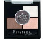 Rimmel London Glam Eyes HD eye shadow 023 Foggy Gray 3.8 g