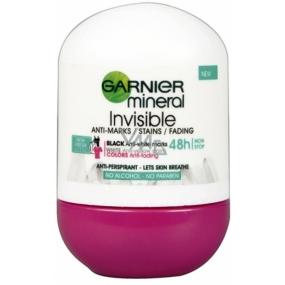 Garnier Mineral Invisible New Fresh Scent 48h antiperspirant deodorant roll-on for women 50 ml
