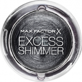 Max Factor Excess Shimmer Eyeshadow Gel Eyeshadow 30 Onyx 7 g