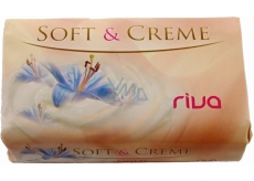 Riva Soft & Creme Gold soft toilet soap 180 g
