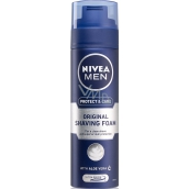 Nivea Men Protect & Care Original 200 ml shaving foam