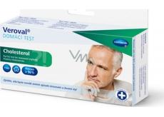 Veroval Cholesterol Domácí test 1 kus