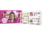 Soy Luna Advent cosmetic calendar 24 surprises for each December day until the arrival of Santa