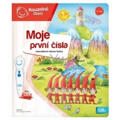 Albi Magic reading interactive talking book My first numbers, age 3+