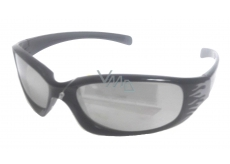 Sunglasses children's DD22001 black - silver pages