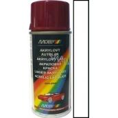 Motip Škoda Acrylic car paint spray SD 0100 White matt 150 ml