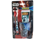 Disney Star Wars toothpaste 75 ml + 2 x toothbrush + crucible Gift set for children ex.12 / 2018
