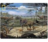 Prime3D postcard - Dinosaur swamp 16 x 12 cm