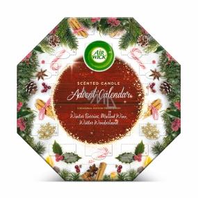 Air Wick. Advent Calendar of 24 Tea Candles
