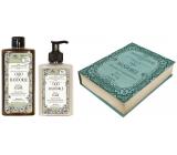 Amovita Olio di Mandorle shower gel 300 ml + body lotion 300 ml, cosmetic set
