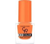 Golden Rose Ice Color Nail Lacquer nail polish mini 204 6 ml