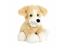 Albi Warm plush Dog sitting 35 x 25 cm 750 g