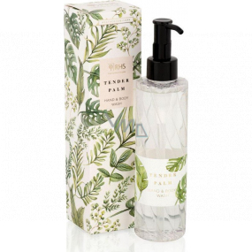 Heathcote & Ivory Tender Palm cleansing gel for body and hands 200 ml