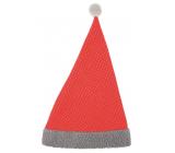 Santa's textile hat 47 cm