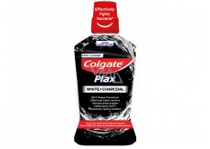 Colgate Plax White + Charcoal mouthwash 500 ml