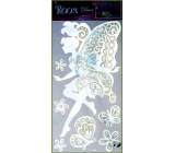 Room Decor Wall stickers mirror fairy 69 x 30 cm 1 arch
