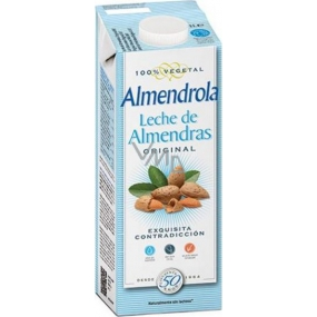 Almendrola Almond drink 4% sweetened 1000 ml