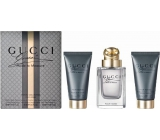 Gucci Made to Measure EdT 90 ml Eau de Toilette + After Shave Balm 50 ml + Shower Gel 50 ml, Gift Set