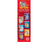 If Mini Page Markers Magic Book Tom and Jerry 6 Pieces