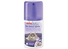 Beaphar No Stress Sprej pro uklidnění, odstranění stresu, úzkosti kočka 125 ml