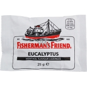 Fishermans Friend candies Dia Orig.Extra strong 25g white 7734