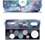 Essence eye palette + face The Future is me!