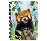 Prime3D Workbook A5- Panda Red