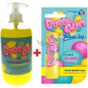Bubble Gum DUO shower gel set + deer tallow
