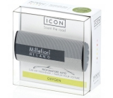 Millefiori Milano Icon Oxygen - Oxygen car scent Textile Geometric smells up to 2 months 47 g