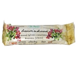 Dr. Popov Cranberry fruit bar with American cranberry (cranberry) 36 g
