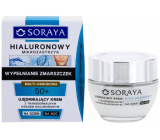 Soraya Hyaluronic Micro-Injection 50+ firming cream with transdermal hyaluronic acid per day / night 50 ml